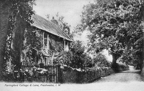 Farringford Cottage, Freshwater