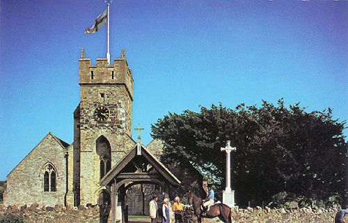 Freshwater All Saints 1960